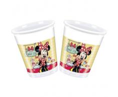 Disney Set vasos Minnie´s cafe