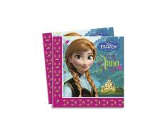 Disney Set servilletas Frozen