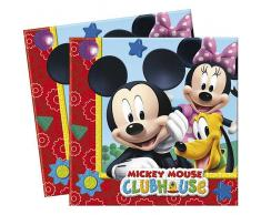 Disney Set servilletas Mickey Playful