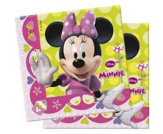 Disney Set servilletas Minnie Mouse