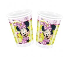 Disney Set vasos Minnie Mouse