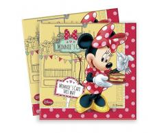 Disney Set servilletas Minnie´s Cafe