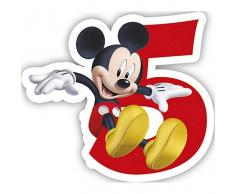 Disney Vela Mickey nº 5
