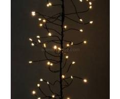 Eminza Guirnalda luminosa Boa Micro LED 6 m Blanco cálido 960 LED CN