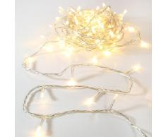 Eminza Guirnalda luminosa Timer 20 m Blanco cálido 200 LED CT