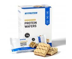 Myprotein Barquillos de Proteína - 10 x 40g - Caja - Mantequilla de Cacahuete