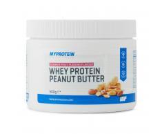 Myprotein Mantequilla de Cacahuete con Proteína Aislada - 500g - Tarro - Summer Fruit Pudding