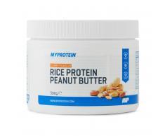 Myprotein Mantequilla de Cacahuete con Proteína de Arroz - 500g - Tarro - Curry