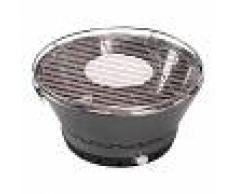 JYSK Barbacoa de carbón portátil (con función de encendido rápido)