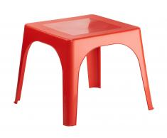 JYSK Mesa infantil (rojo)