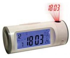 Reloj Despertador Con Proyeccion De La Hora