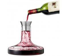 Set de decantador de vino TRANSPARENTE 29 30