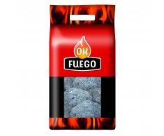 Ok Fuego Lava Para Barbacoas De Gas 4 Kg