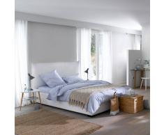 La Redoute Interieurs Cama baúl con somier elevable Pancho blanco