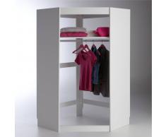 LES PETITS PRIX Módulo armario de esquina Build blanco