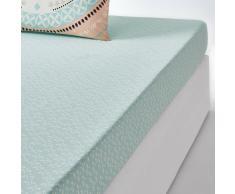 La Redoute Interieurs Sábana bajera 100% algodón, Tarjani blanco