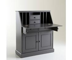 La Redoute Interieurs Aparador escritorio de pino macizo Betta gris