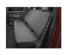 WeatherTech Protector asiento coche 152,4x48,3x58,4cm negro DE2020CH