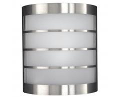 Massive Lámpara cilíndrica de pared Calgary Inox 12 W 171734710