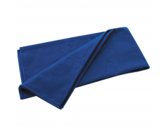 Travelsafe Toalla de viaje microfibra talla M azul rey TS3061