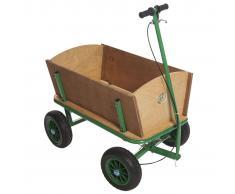 AXI Remolque carrito para niños plegable con 4 ruedas