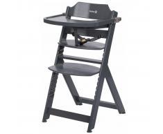 Safety 1st Trona de madera Timba gris cálido 2762191000
