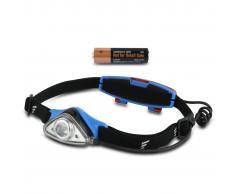 FAVOUR Linterna frontal de cabeza AIRBAND 55 lm azul H1311