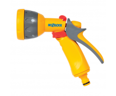 Hozelock Pistola rociadora para manguera de jardín amarilla 2676P0000