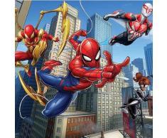 Walltastic Papel de pared fotográfico Spiderman 45330