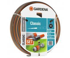 GARDENA Set manguera de jardín Classic 5 unidades 13 mm 20 m 18004-20