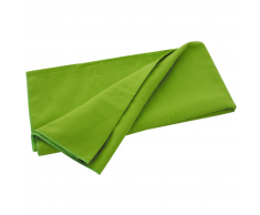 Travelsafe Toalla de viaje microfibra talla M verde lima TS3061
