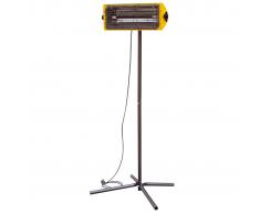Master Calefactor eléctrico por infrarrojos de 1,5 kW HALL1500, marca