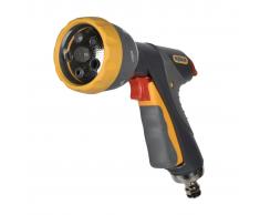 Hozelock Pistola rociadora para manguera de jardín Pro gris 2694 0000