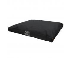 Overseas Cama para perro 75x55x10 cm negra