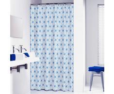 Sealskin cortina de ducha 180 cm modelo Triangles 233611321 (Azul)