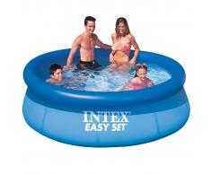 Intex Piscina hinchable Easy 28112GN, 244 x 76 cm