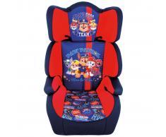 Paw Patrol Silla de coche 2+3 azul y rojo AUTO268002