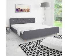 Cama tapizada compra barato camas tapizadas online en livingo - Estructura cama 180x200 ...