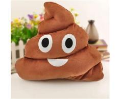 TRIBALSENSATION Emoji Smiley Emoticon cojn almohada rellena suave peluche | Pila de