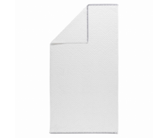 Sealskin Toalla Porto 110x60 cm blanca 16361346210