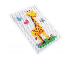 Playgo Puzzle de cuentas Peg-A-Mosaic A4 2070