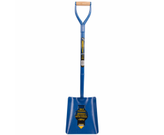 Draper Tools Expert Pala boca cuadrada azul 64327