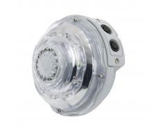 Intex t Luz LED multicolor para jacuzzi de chorro y burbujas 28503