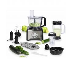 Tristar Robot de cocina 12 en 1 MX-4163 820 W 2,4 L