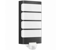 Steinel Lámpara de exterior L 244 LED antracita 033248