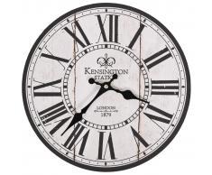 vidaXL Reloj vintage de pared London 30 cm