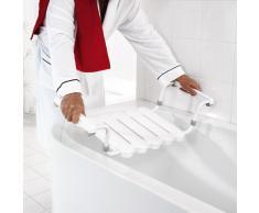 RIDDER Asiento para bañera blanco A00400101