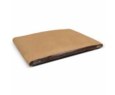 Scruffs & Tramps Cama mascota espuma viscoelástica Hilton M marrón 935