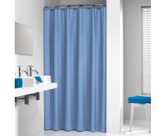Sealskin cortina de ducha 180 cm modelo Granada 217001321 (Azul)