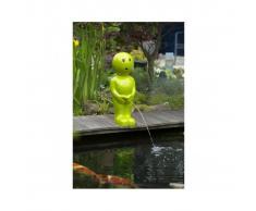 Ubbink Fuente para estanques niño VIII peq. verde 45,5 cm 1386127